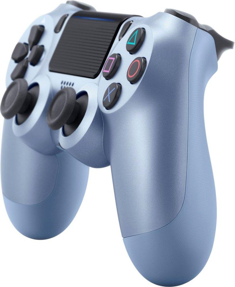 DualShock4 WL Ctrlr Blue PS4