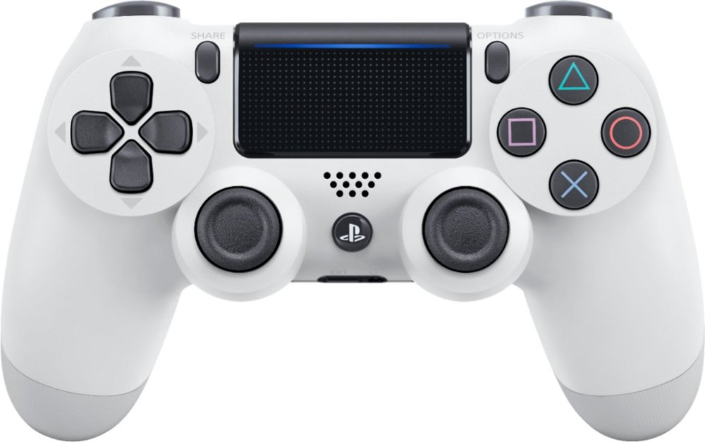 DualShock4 WL Ctrlr White PS4