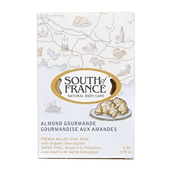 South of France Almond Bar Soap (1x6 OZ)