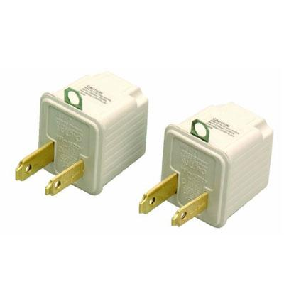 WW 3TO2 GRD Adapter GY 2PK CAR