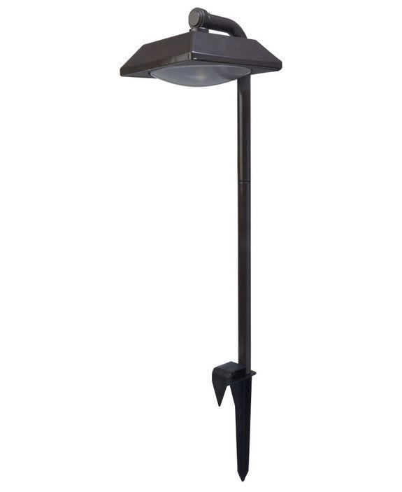 MR 10X Metal Downlight 4pk Bronze