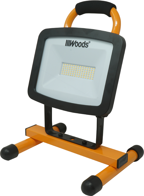 6000 Lumen Portable Worklight