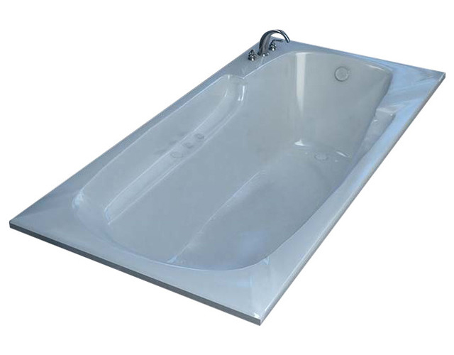 Aesis 36 x 60 Rectangular Soaking Bathtub