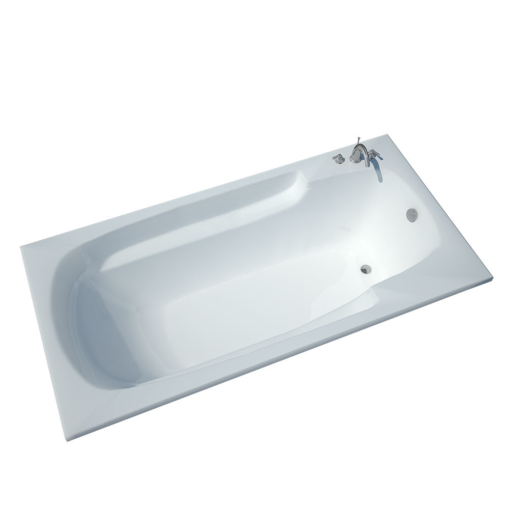 Aesis 42 x 72 Rectangular Soaking Bathtub