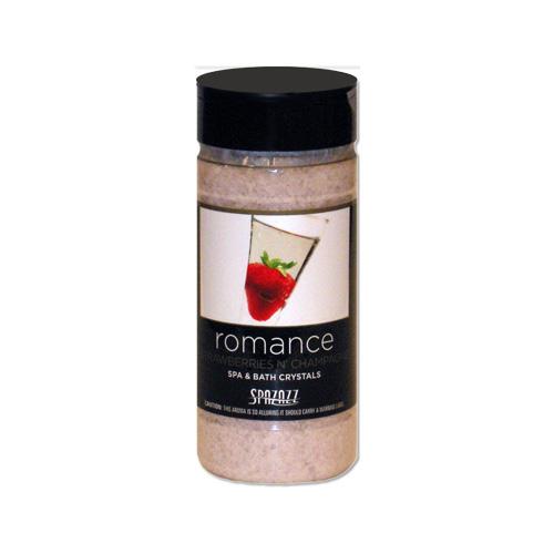 Fragrance, Spazazz, Mood Crystals, Strawberry Champagne, 17oz Jar