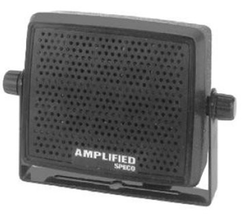 10 WATT AMPLIFIER EXTERNAL SPK