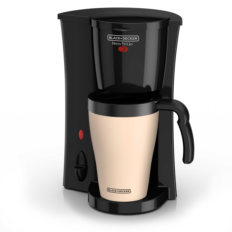BD BrewNGo 15oz Coffeemaker