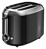 BD 2-Slice Toaster SS Blk