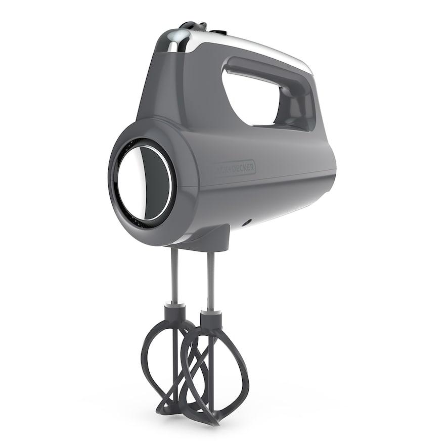 B&D Adv Helix Hand Mixer Grey