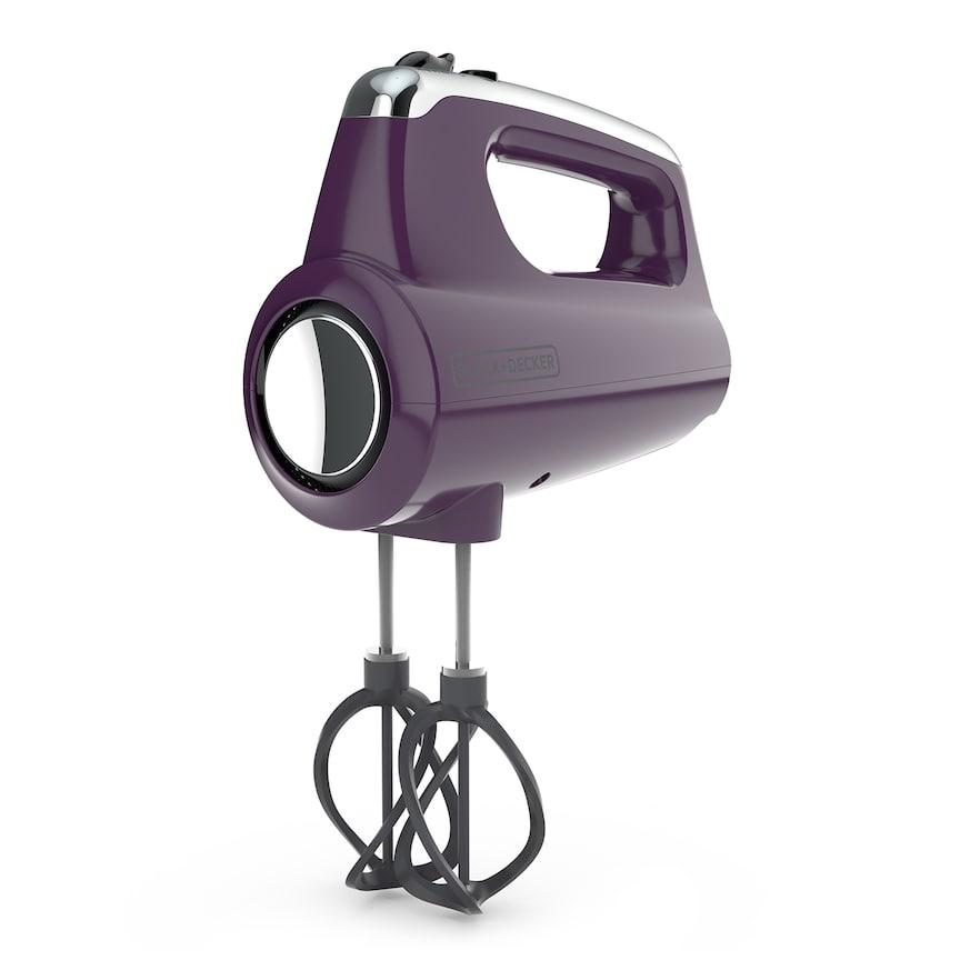 B&D Ad Helix Hand Mixer Purple