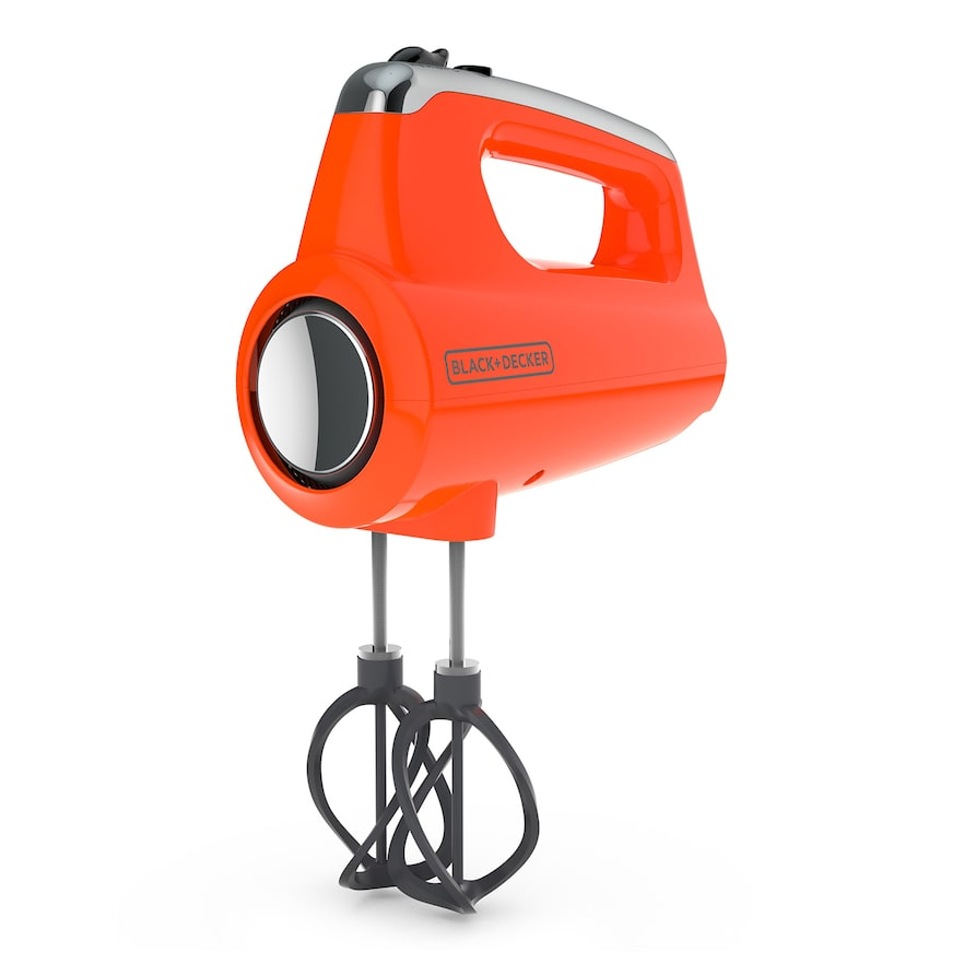 B&D Ad Helix Hand Mixer Orange