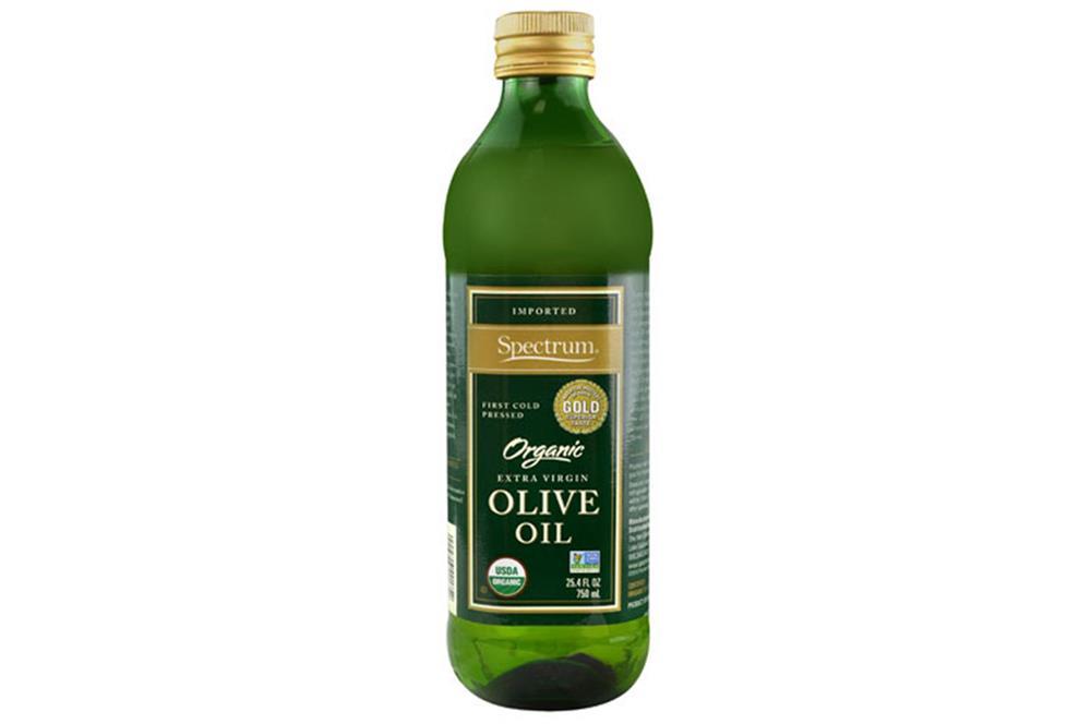 Spectrum Naturals - Unrefined Extra Virgin Olive Oil ( 6 - 25.4 FZ)