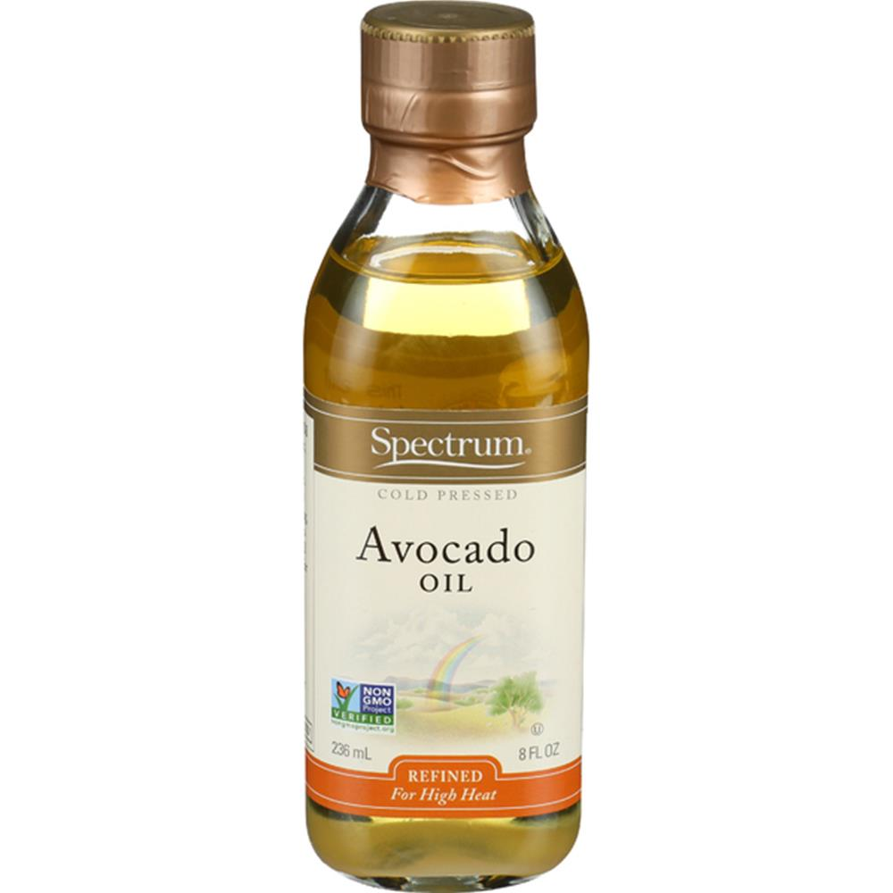 Spectrum Naturals - Refined Avocado Oil ( 3 - 8 FZ)