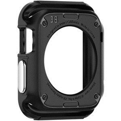 AW3 2 1 38mm Rugged Band Blk