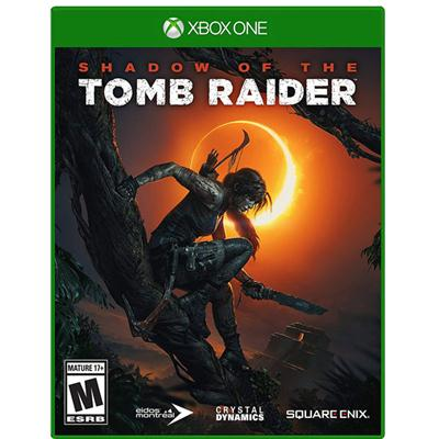 Shadow of the Tomb Raider XB1