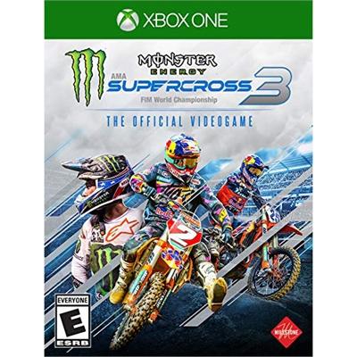 Monster Energy Supercross3 XB1