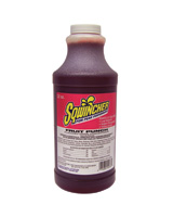 Sqwincher+ 32 Ounce Liquid Concentrate Fruit Punch Electrolyte Drink - Yields 2 1/2 Gallons