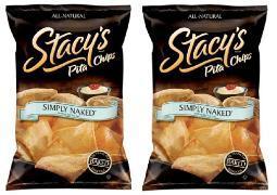Simply Naked Pita Chips ( 12 - 7.33 OZ )