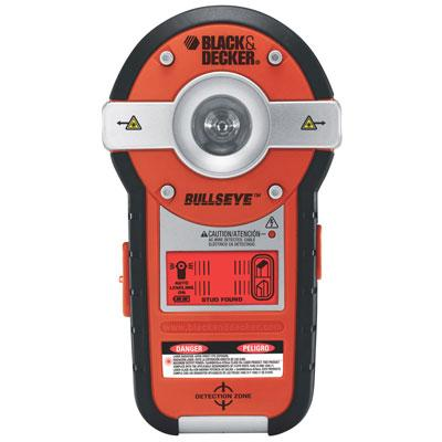 BD BullsEye Auto Laser w Stud Finder