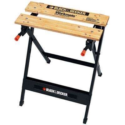 Black Decker Workmate 125 Portable Project Center