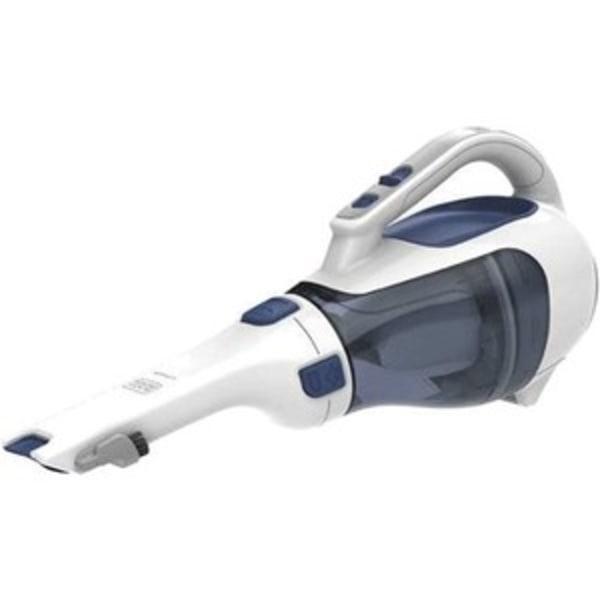 BD Cordless Lithium Hand Vacuum Blue
