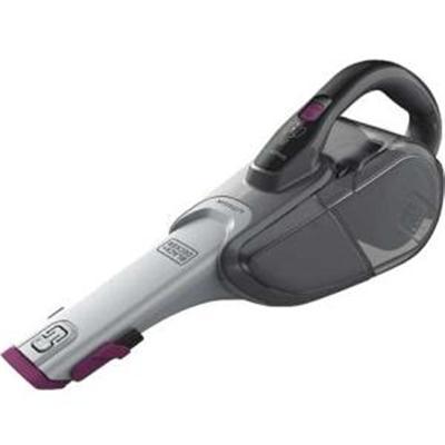 BD Cordless Lithium Hand Vacuum Titan