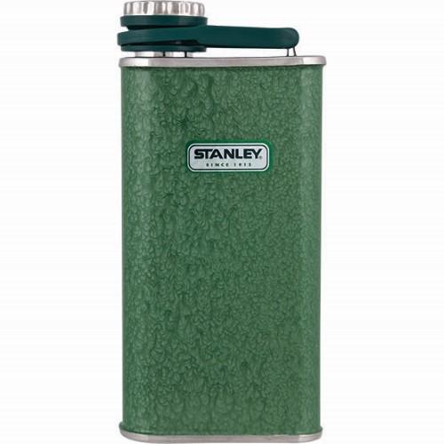 Stanley Classic Flask Hammertone Green 8 oz