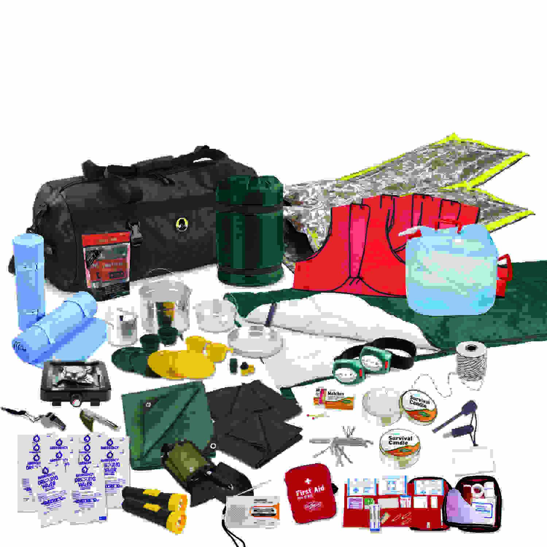Stansport 48 Piece Family Emergency Preparedness Kit II