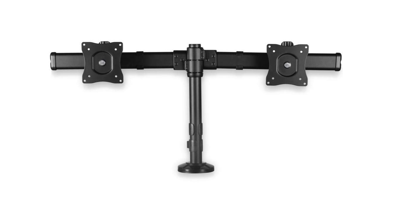 """StarTech.com Dual-Monitor Desktop Stand For Up To 27"""" Monitors Armbarduog"""