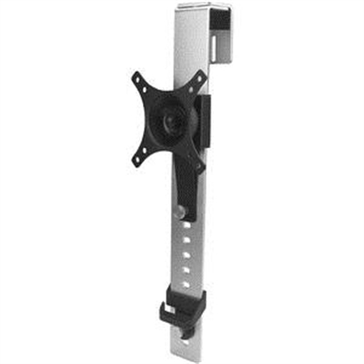 Cubicle Sngl Monitor Mount