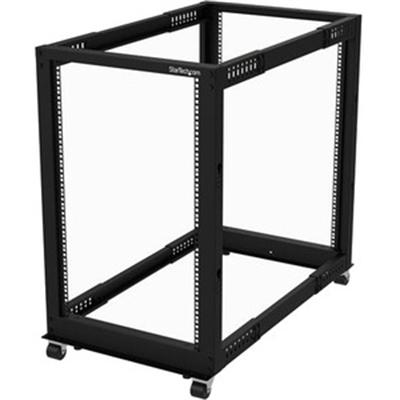 18U Open Frame Rack 4 Post