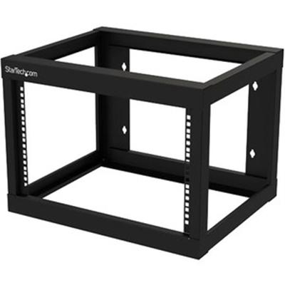 6U Wallmount Rack Open Frame