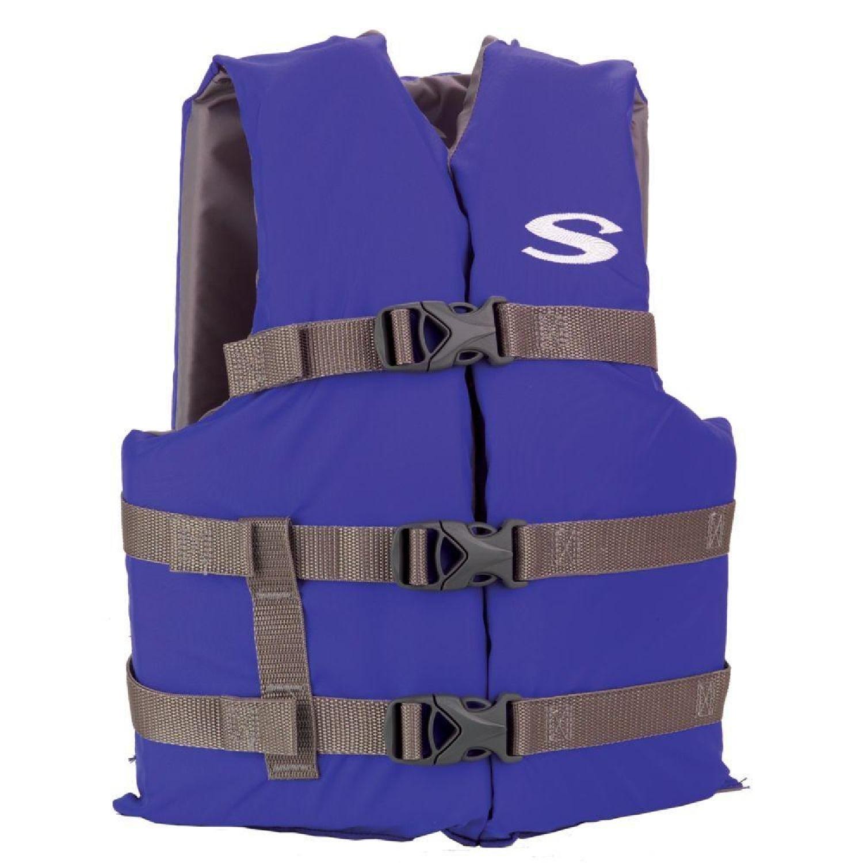 Stearns Pfd 2001 Cat Adlt  Boating Uni Blu 3000004475