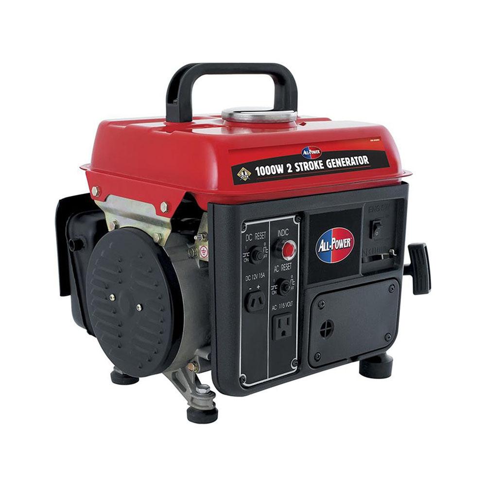 900W Generator 2 Stoke
