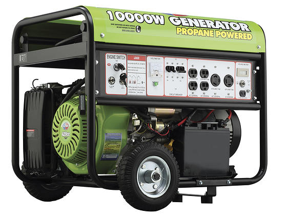 9000W Propane Generator