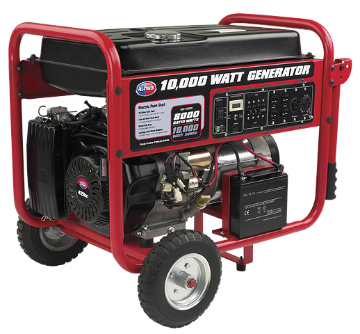 10000W Generator With Electric Start