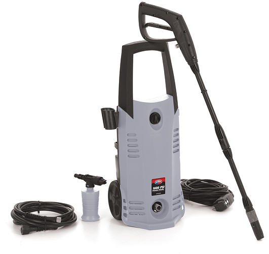 1600PSI Electric Pressure Washer