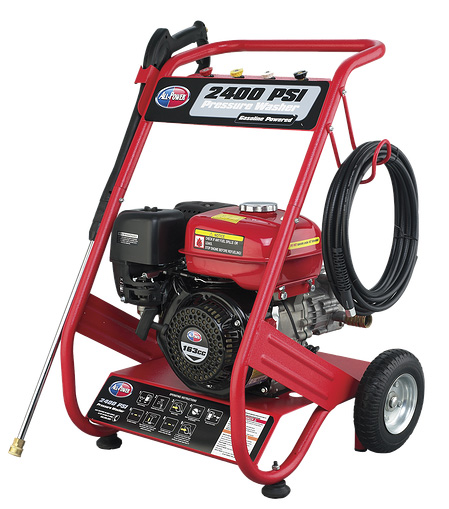 2400PSI 5.5 HP Pressure Washer