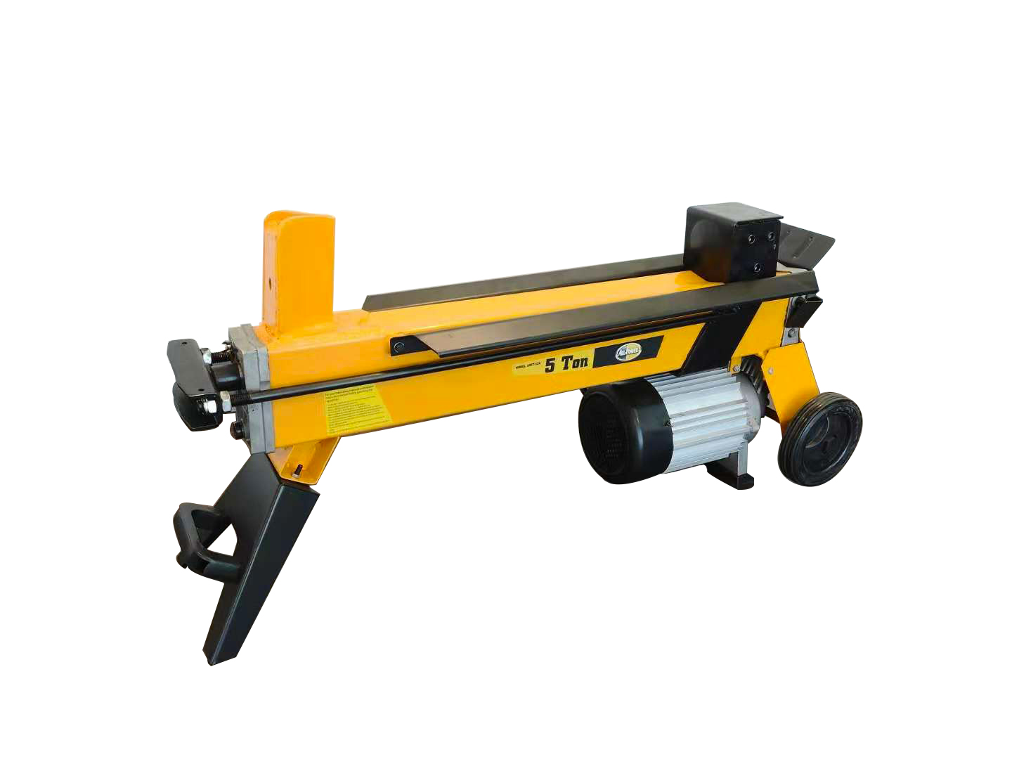 5 Ton Capacity Log Splitter