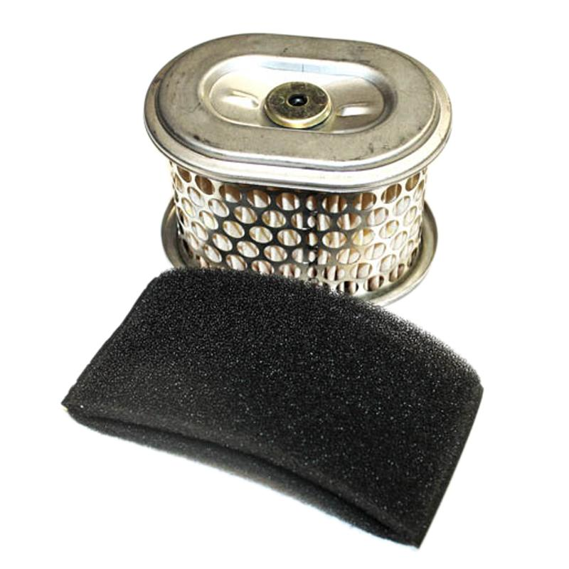 100-784 STENS Air Filter, Replaces HONDA 17210-ZE1-517, fits most GX160, GX200 Engines, Aftermarket