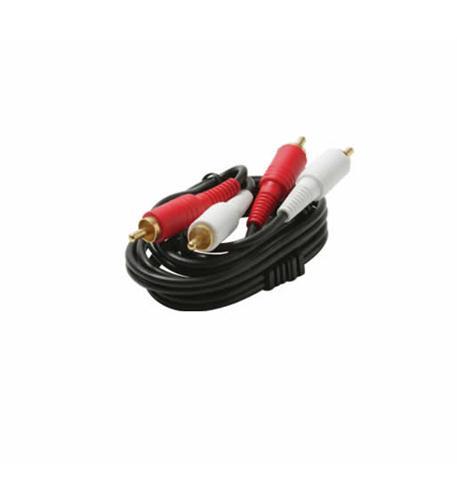 18' 2-RCA Plug/2-RCA Plug Premium