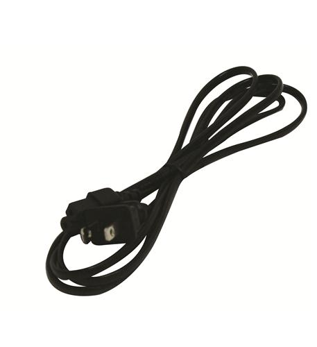 Dual Insulated Polarized Power Cord