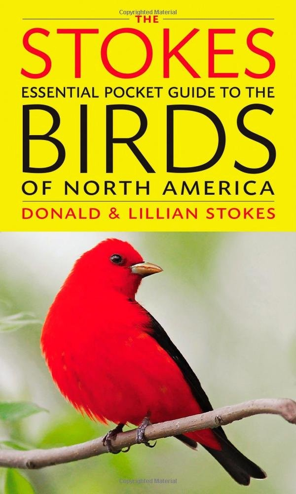 Essential Pocket Guide to the Birds of North America