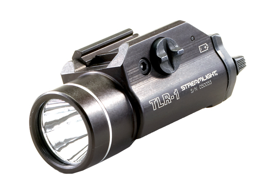 TLR-1 Tactical Light, with Batteries