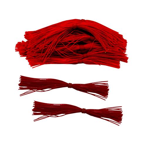 50 Pack Bulk Skirts,Red Shad Diabmond Dst