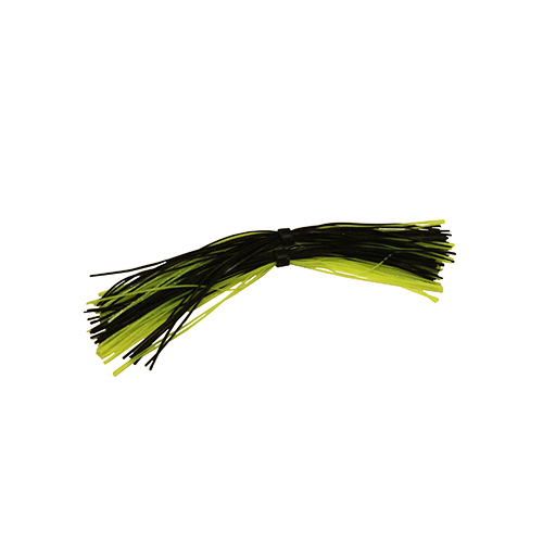 50 Pack Bulk Skirts,Glow Black Chartreuse