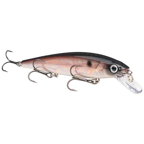 KVD Jerkbait 3 Hook,Pro Black