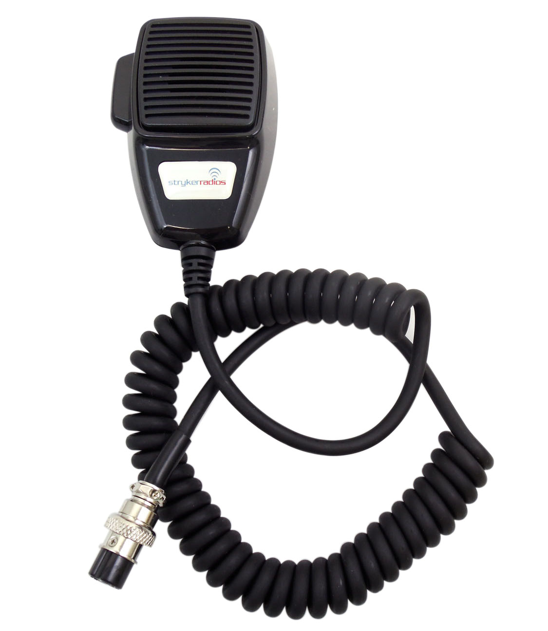 STRYKER - 4 PIN REPLACEMENT MICROPHONE FOR SR497HPC RADIO
