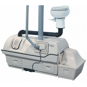 Centrex 3000 Composting Toilet System with AC/DC Kit