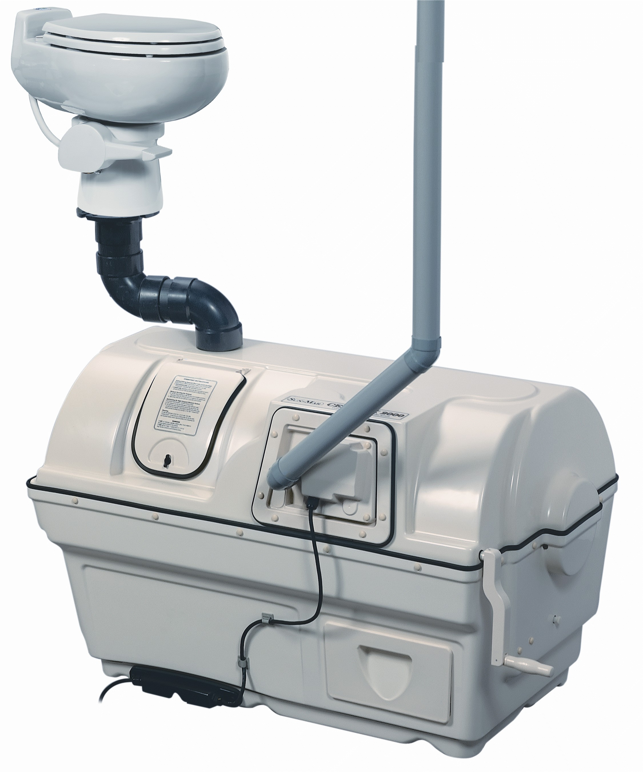 Centrex 2000 Electric Composting Toilet System